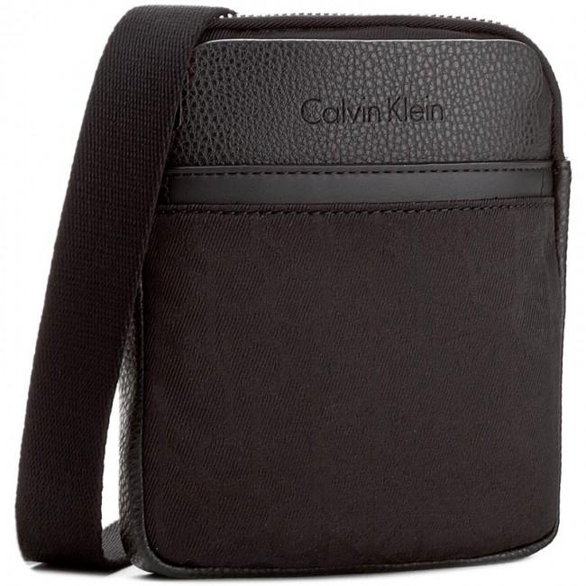 Messenger Bag CALVIN KLEIN - Power Logo Mini Flat K50K502138 001