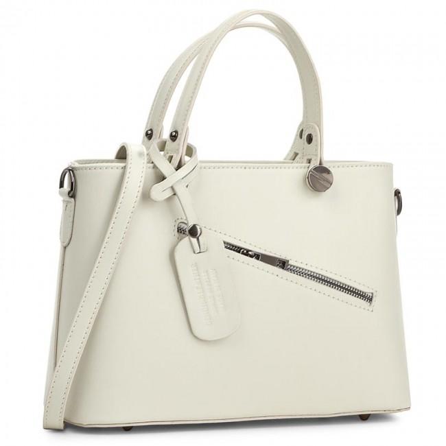 Handbag CREOLE - K10222 Kremowy
