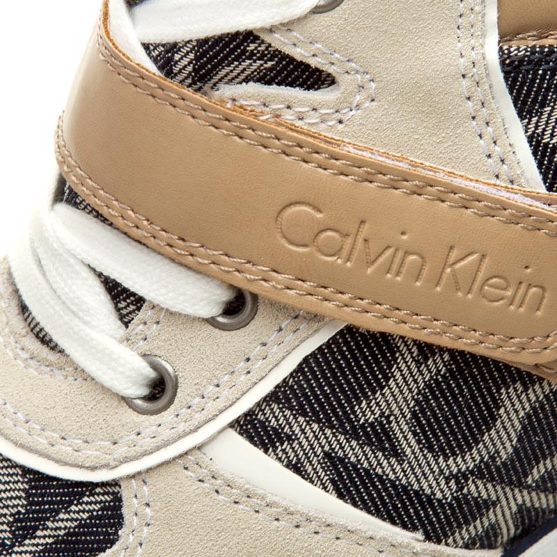 Sneakers CALVIN KLEIN JEANS - Viridiana RE9265 Midnight/N hDQ1Ro2sXp