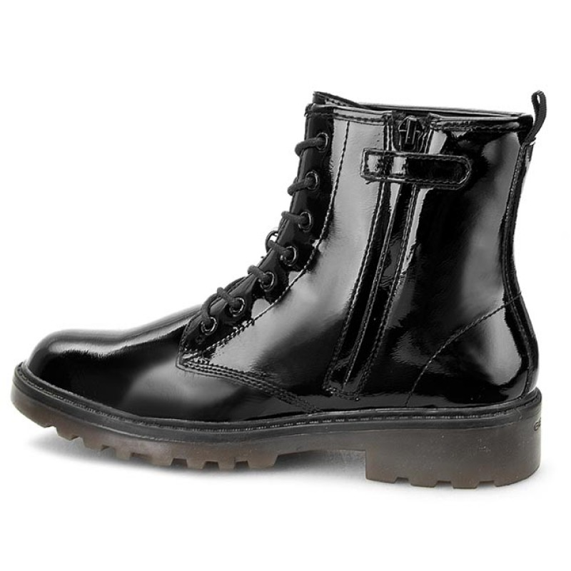 Boots GEOX - J Casey G. K J5420K 000HH C9999 Czarny D