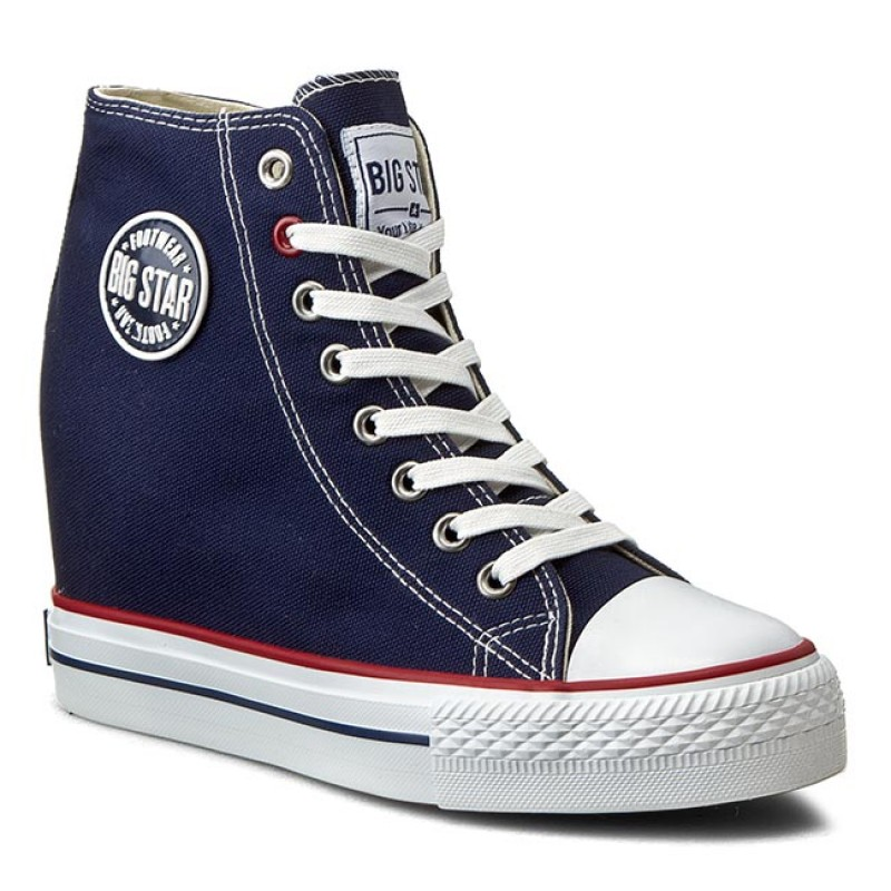 Sneakers BIG STAR - Y274071 Black qhz2qOXZ