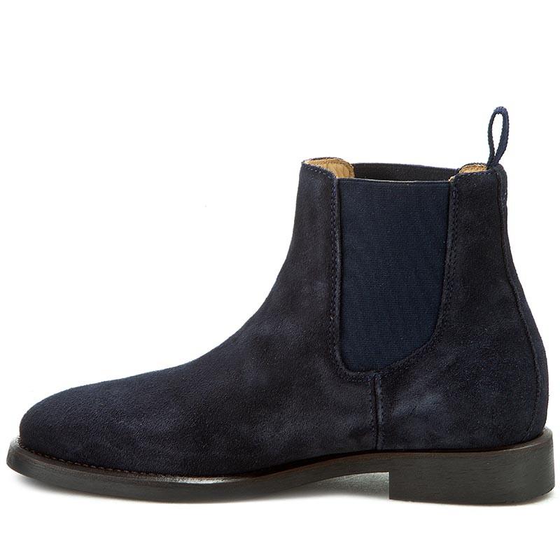 GANT Women's Jennifer Ankle Boots, -Blau (Marine G69)