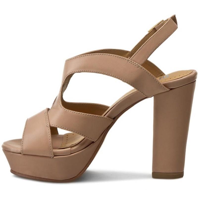 E0802x, Womens Platform Sandals B Private