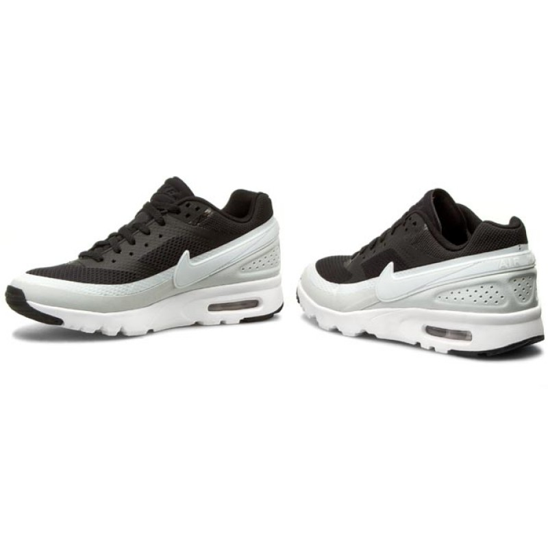 Shoes NIKE - Air Max Bw Ultra 819638 001 Black/Pure Platinum/White/