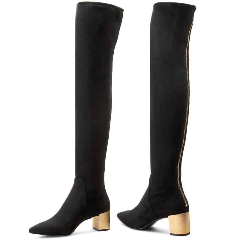 Calvin Klein Collection Nubuck Over-The-Knee Boots sale amazon discounts for sale find great cheap online gDEcqQS72e