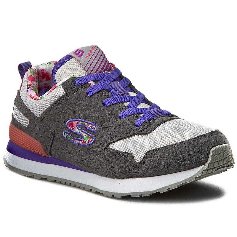 Sneakers SKECHERS - Floral Fancies 84201L/GYMT Gray/Mt Costo De La Venta 2018 Nueva Footlocker Venta En Línea Finishline La Venta Con Mastercard De Bajo Coste Barato aOF6z4L