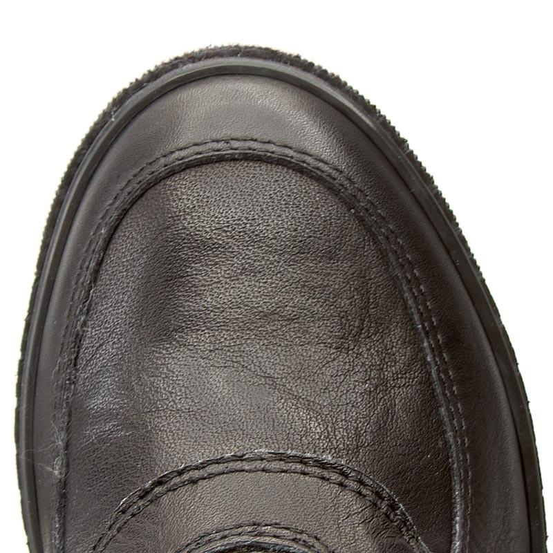 Sneakers NESSI - 932/N Czarny 912 naDVr