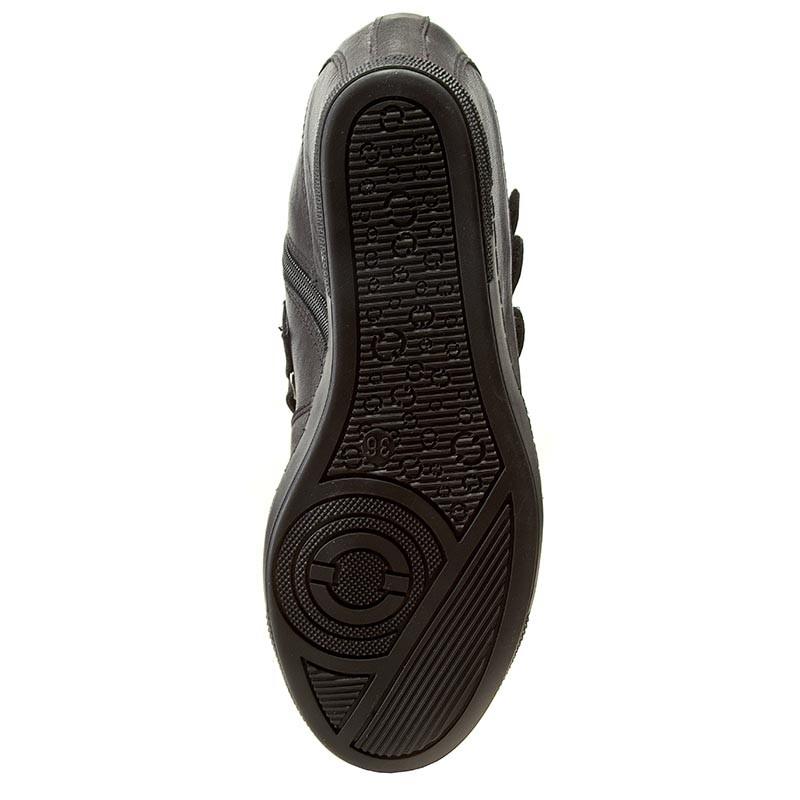 Sneakers NESSI - 932/N Czarny 912 jiz09Alg