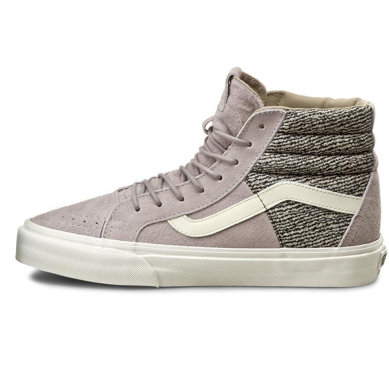 Sneakers VANS - Sk8-Hi 46 + VN0004O8IEX (Italian Weave/Pig Suede)