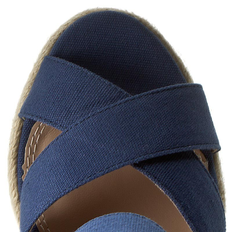 Espadrillas PEPE JEANS - Walker Plain PLS90269 Naval Blue 575