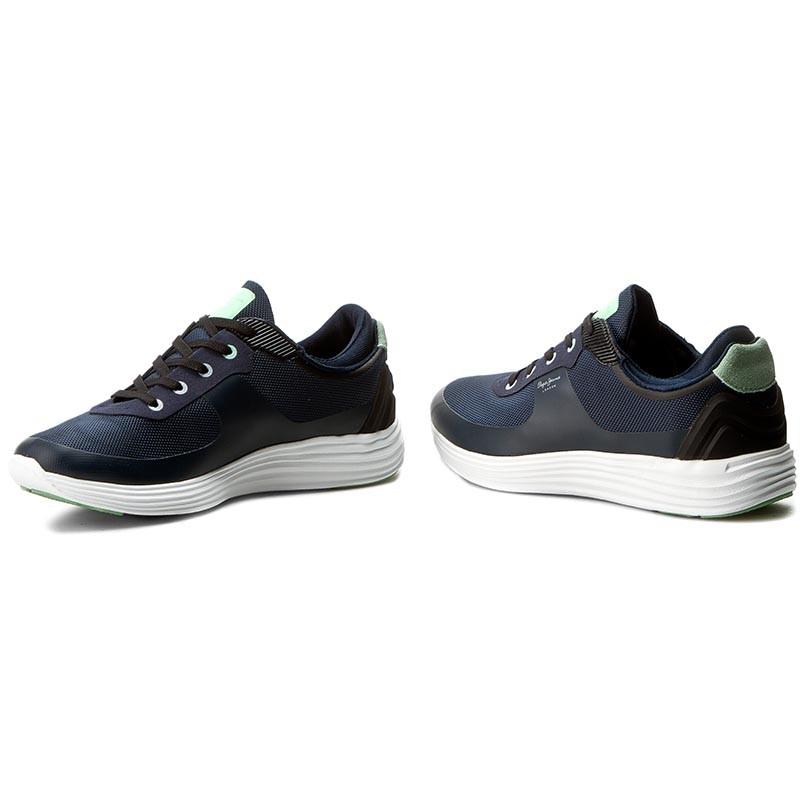 Sneakers PEPE JEANS - Dakota Nylon PLS30416 Navy 595 Comprar Barato Perfecta Realmente Toma Al Por Mayor El Precio Barato Venta Barata Mejor sBUFBtn5a