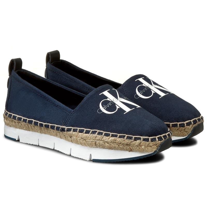 Espadrilles Calvin Klein Jeans - Genna R3768 Navy MBXscOeHrJ