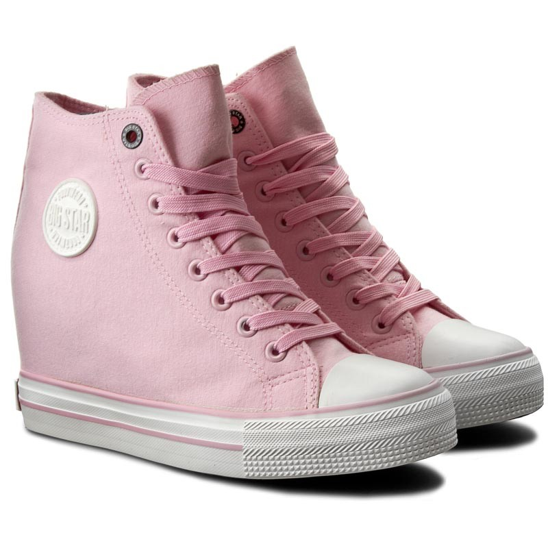 Sneakers BIG STAR - W274661 Pink hii92