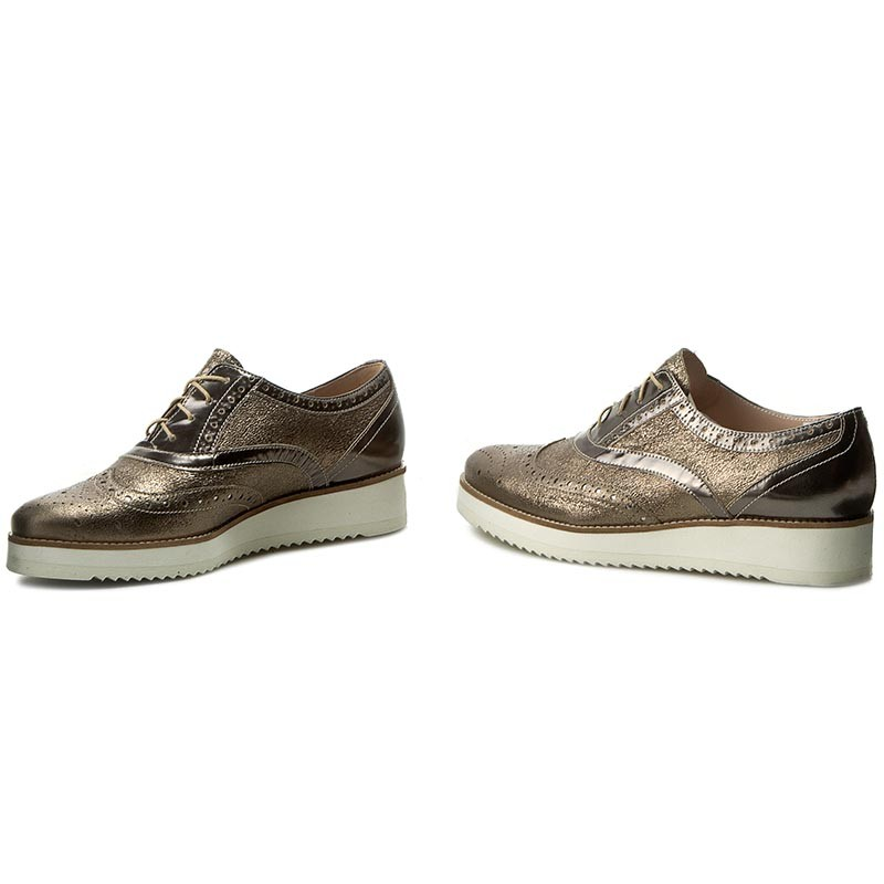 Oxfords Gino Rossi - Pia Dph300-V82-0034-0349-0 12/1m