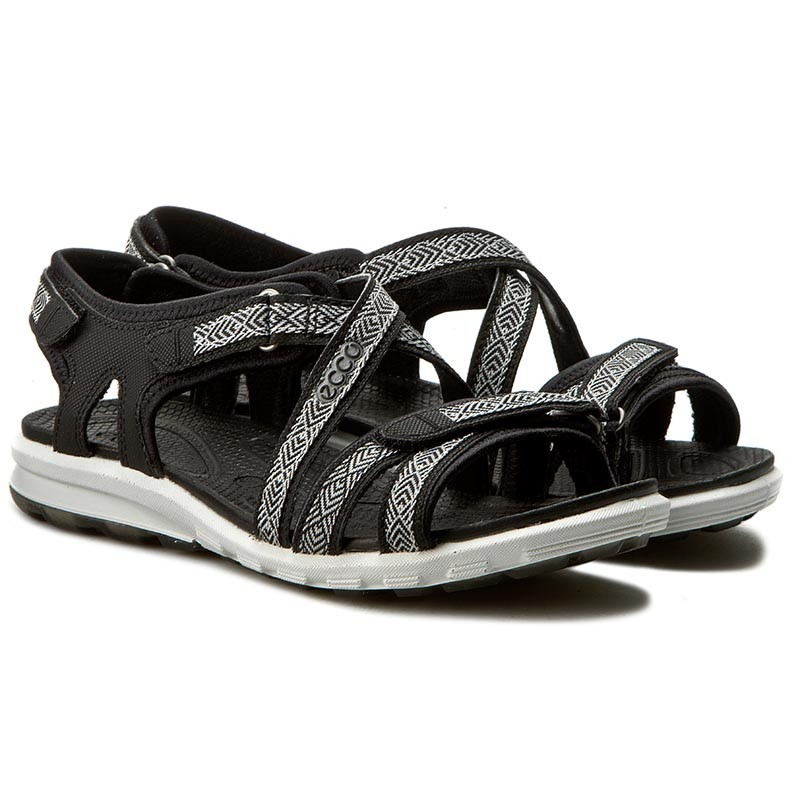 Sandalen ECCO - Cruise 84155300001 Black 60P6cd
