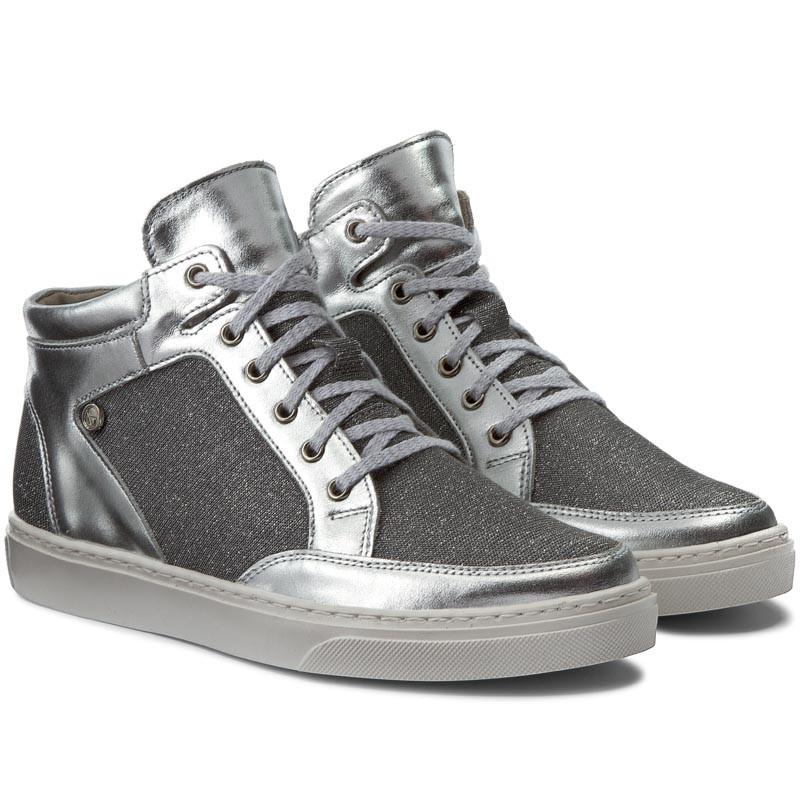 Sneakers NIK - 08-0482-062 Silber 63GBrp8