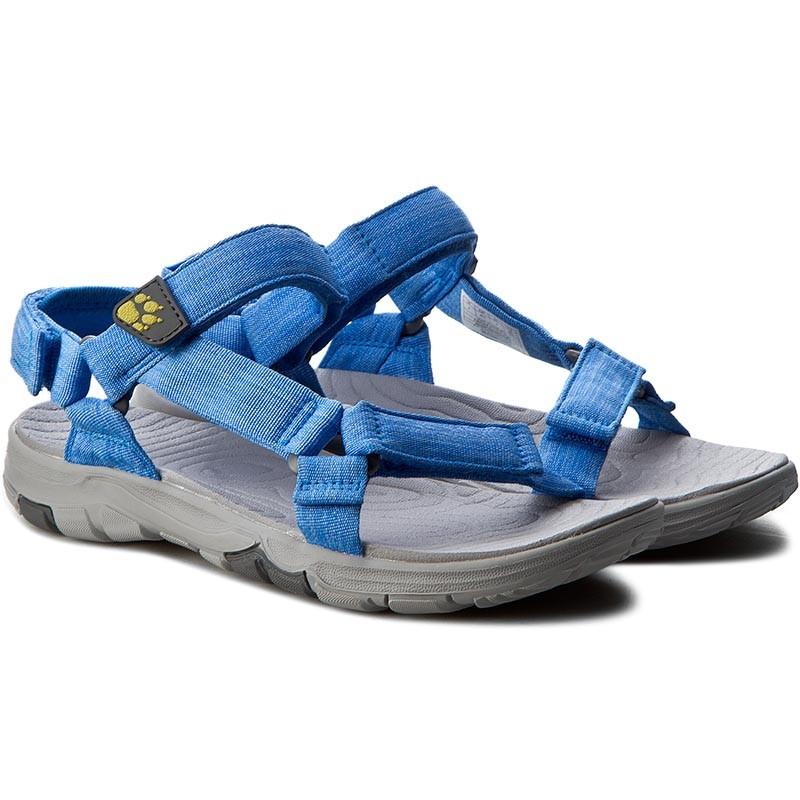 Sandalen JACK WOLFSKIN - Seven Seas 2 Sandal W 4022441-1255060 Wave Blue DBwQKbjqw