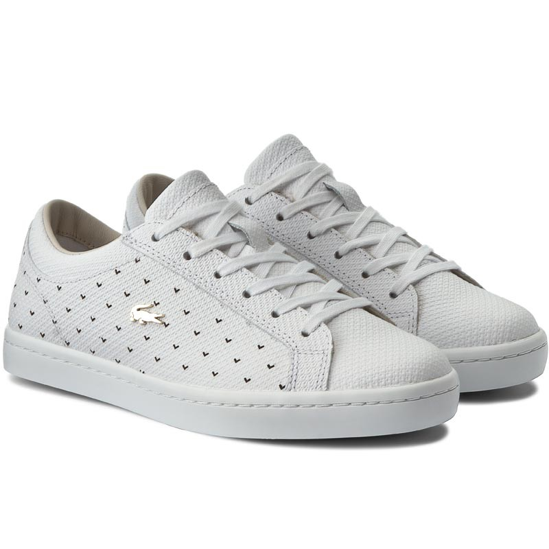 Lacoste Women's Straightset 117 3 Caw Low Online Sale Classic Low Cost Online Clearance Real JYDEdV5j