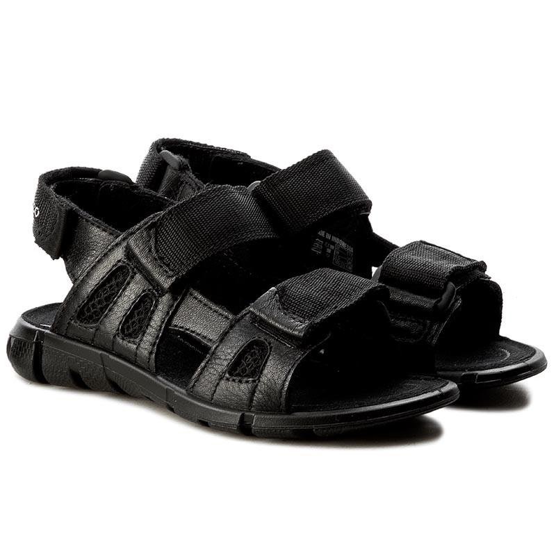 Sandals ECCO - Intrinsic Sandal 70555251052 Black/Black