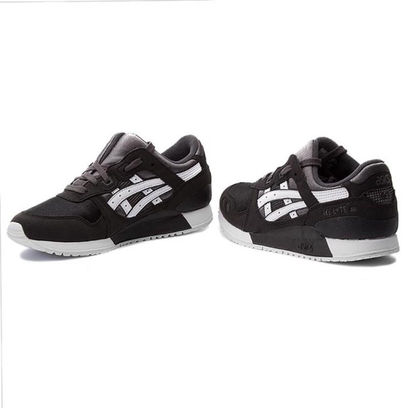 Sneakers ASICS - TIGER Gel-Lyte III GS C5A4N Dark Grey/White 9501