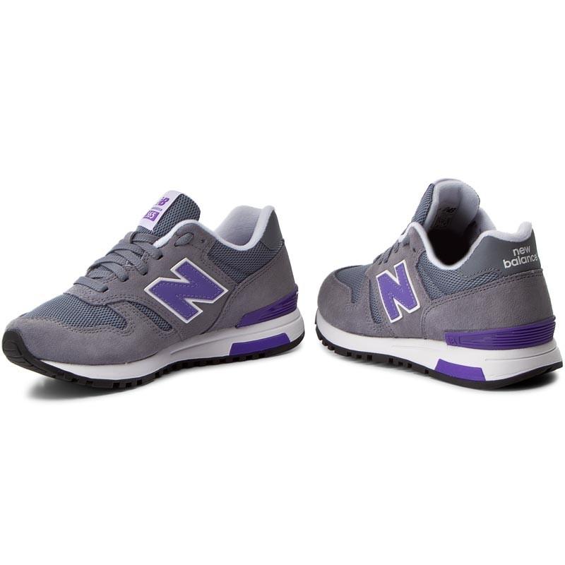 Sneakers NEW BALANCE - WL565GLW Grey