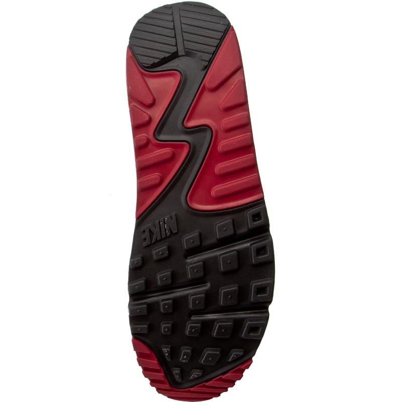 Nike Air Max 90 Boda Rojo Y Blanco Esencial y8Mr1BoP