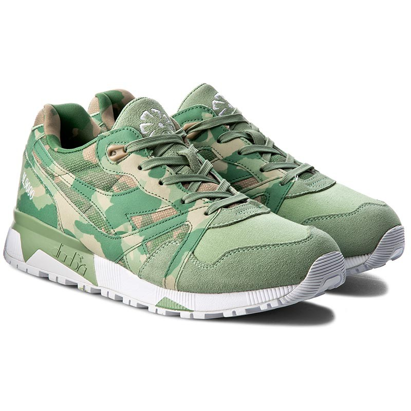 Sneakers DIADORA - N900 Camo 501.171821 01 70201 Golf Club Green 9pJPs