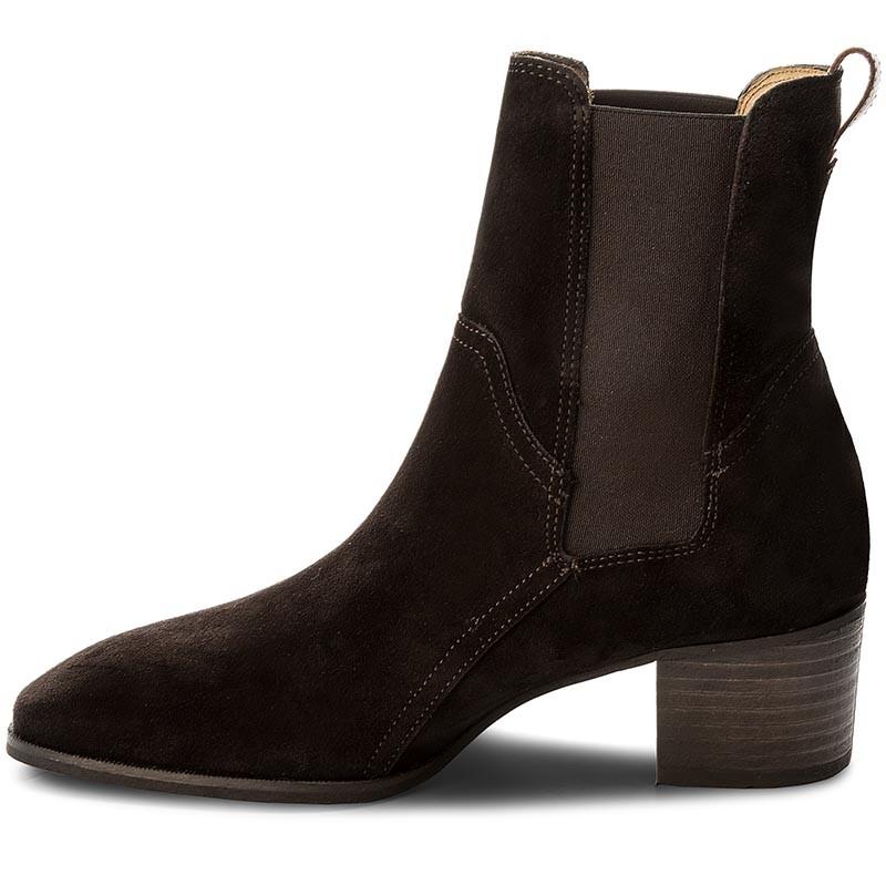 Sandra Boots - Dark Brown GANT Cheap Sale Find Great Y7vjxXi
