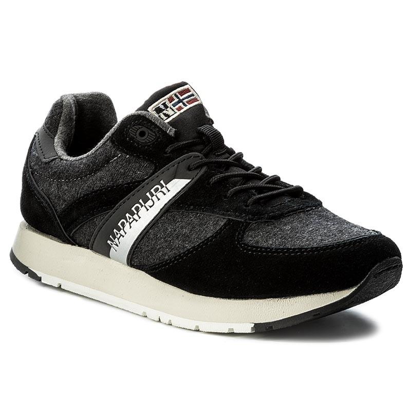 Napapijri Rabina - Sneaker 40 black sMtwXgZ9ba