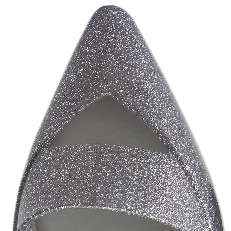 Ballerinas MELISSA - Maisie Ad 31993 Glass Silver Glitter 03895 fnYmcgSQx