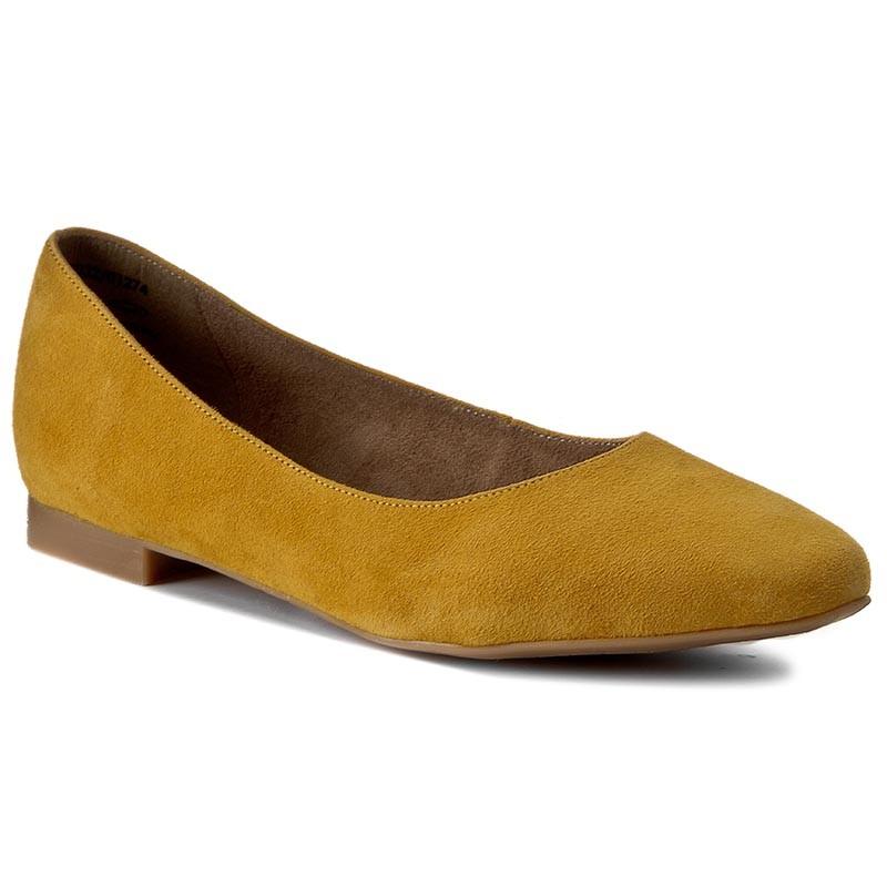 Tamaris Ballet pumps - saffron yasnpKjr