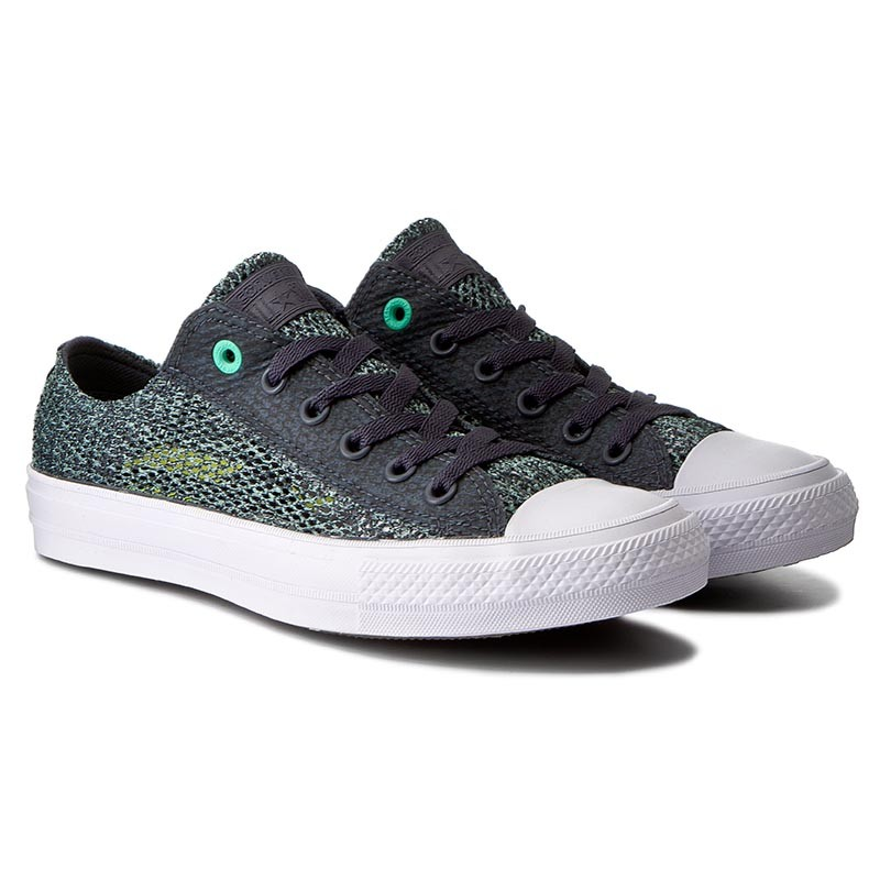 II SharkskinGreen 155733C CONVERSE Ctas Zapatillas GlowWhite Ox 7v1Ezxq