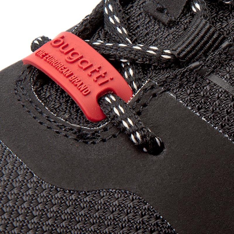 Sneakers BUGATTI - 322-30701-5459-1010 Black/Black Increíble Precio Barato En Línea Último Venta Mejor Tienda Para Comprar Excelente Precio Barato a0UncB9Gy