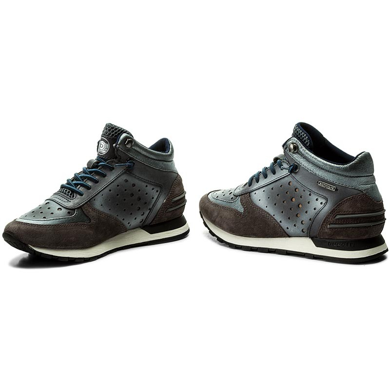 Sneakers BUGATTI - 421-28531-1439-1140 Dark Grey/Blue Sawn4vWHv