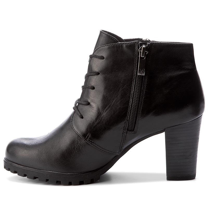Womens 25200 Boots, Black Caprice