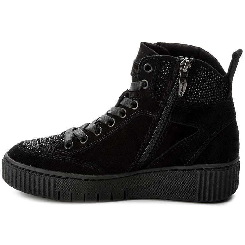 Sneakers TAMARIS - 1-25234-29 Black 001 100% Auténtico Línea Colecciones c3VJuEmvQQ