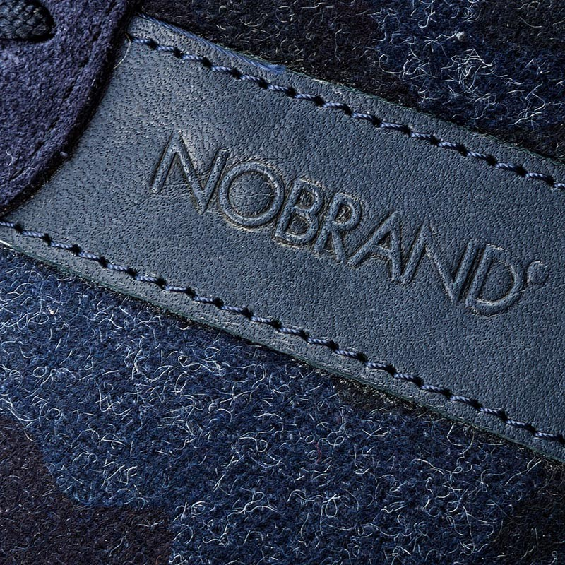 Sneakers NOBRAND - Chink 14542 Blue