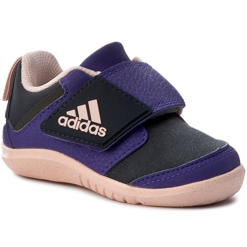 Schuhe adidas - FortaPlay Ac I S81106 Legink/Icepnk/Eneink GRY0bi7z