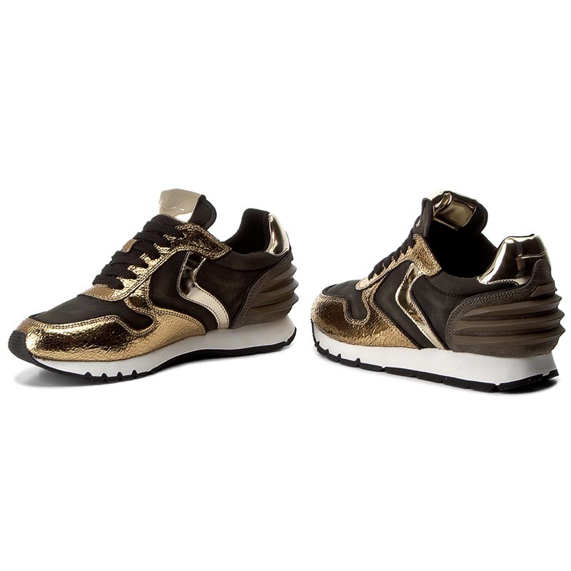 Sneakers VOILE BLANCHE - Julia Power 0012011744.01.9106 Oro/Militare