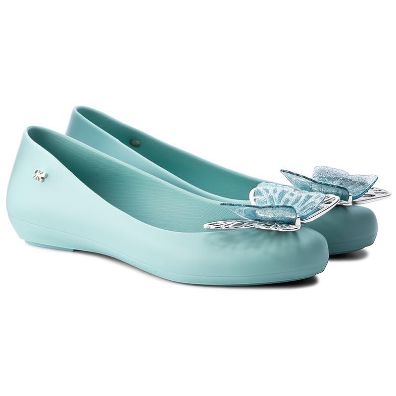 Ballerinas ZAXY - Butterfly Fem 82403 Turkus 01164 Y285004 pqL8mCxpS