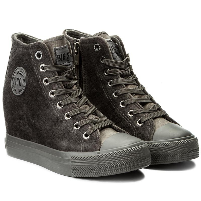 Sneakers BIG STAR - Y274059 Grey WUk5XAl