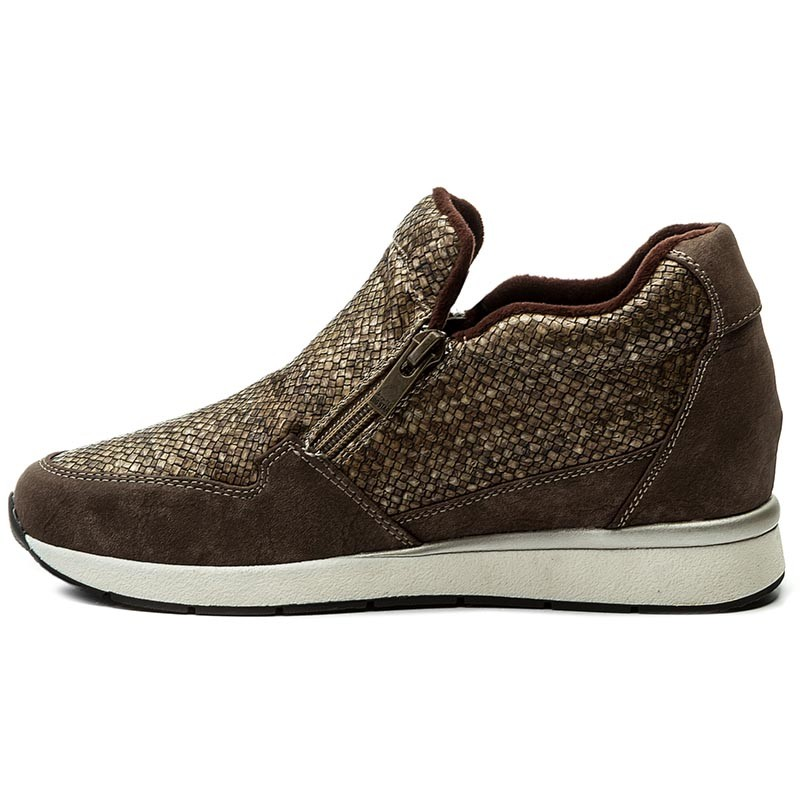 Sneakers BIG STAR  Y274262 Brown  Sneakers  Low shoes  Womens shoes       0000199851261