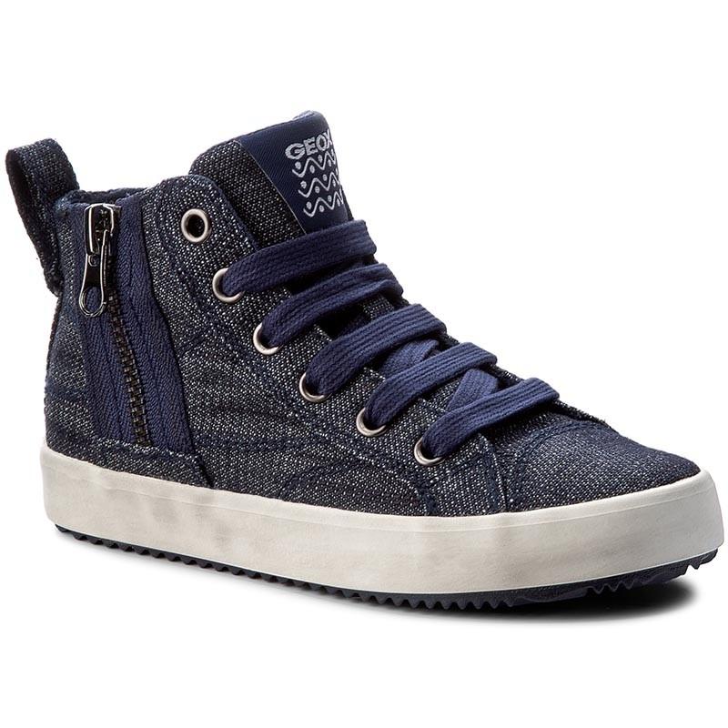 166086f8e0f41 Boots GEOX - J Alonisso B. B J722CB 00013 C4001 Jeans
