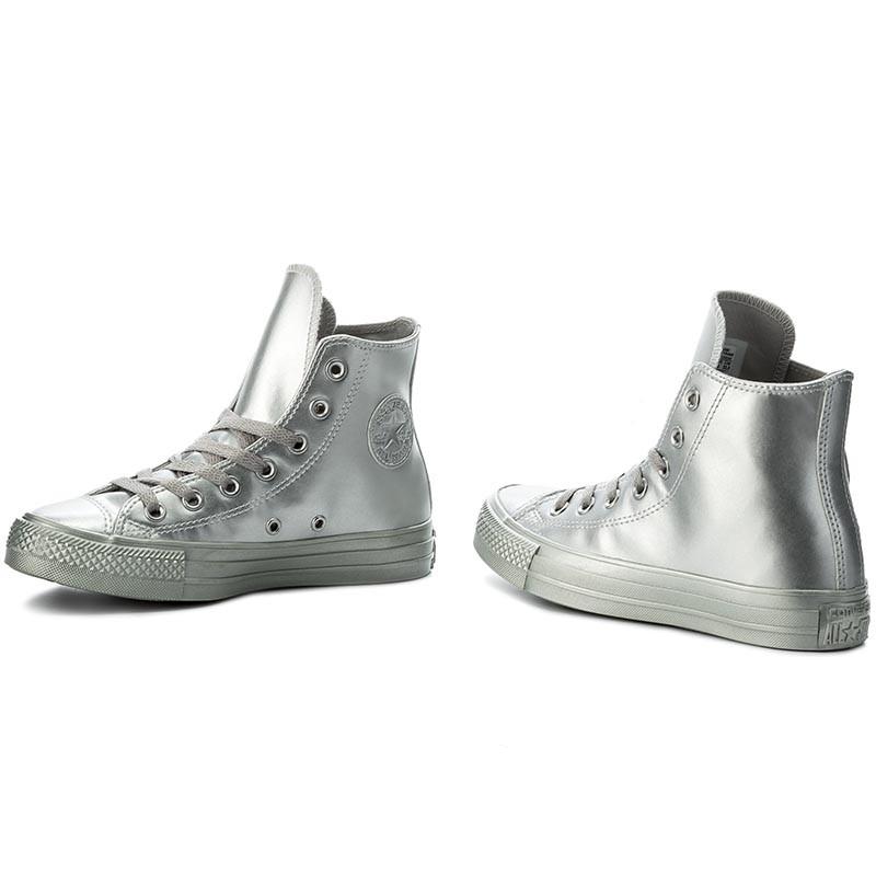 Sneakers CONVERSE - Ctas Hi 157630C Silver uTDYweWdNw