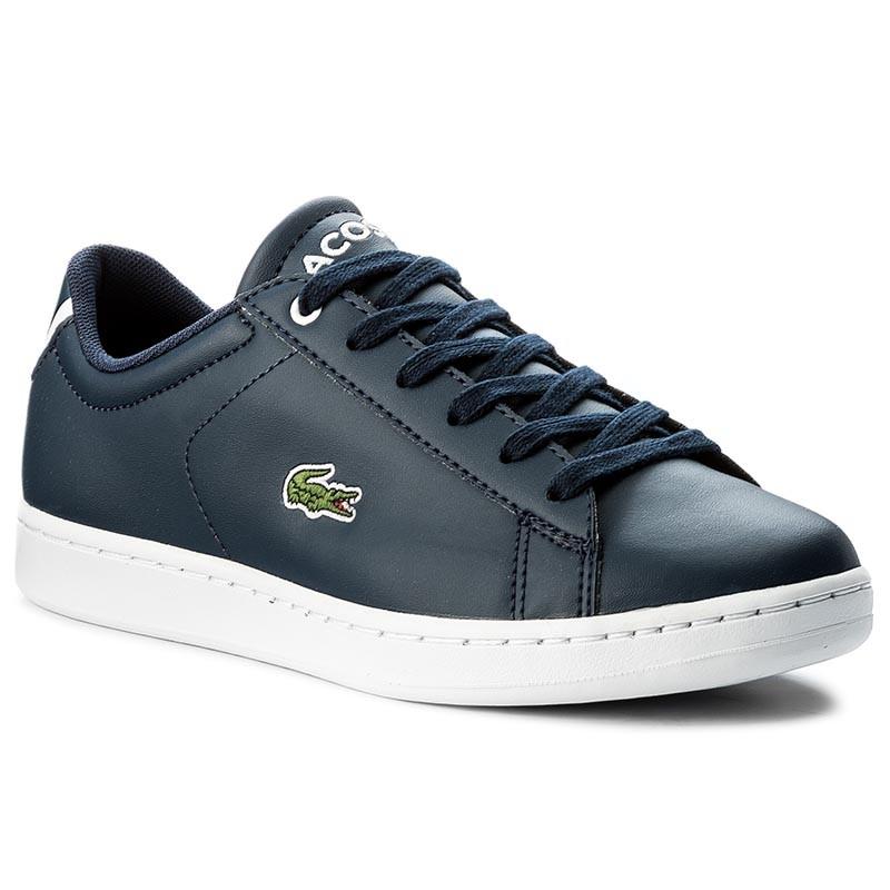 Sneakers LACOSTE - Carnaby Evo Bl 1 Spj 7-33SPJ100395K Nvy/Nvy