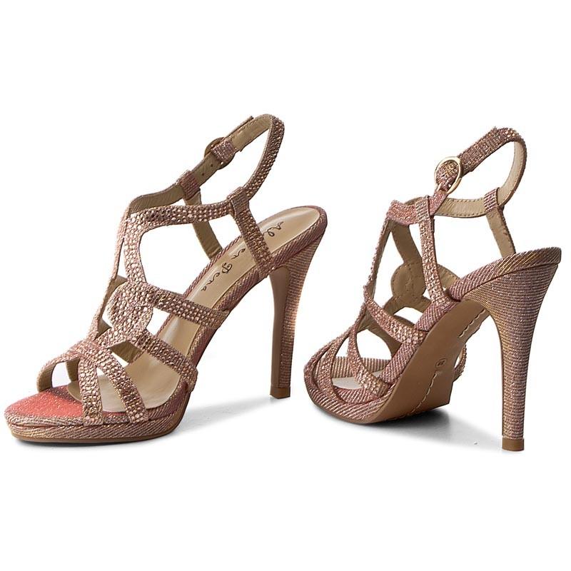 Sandals ALMA EN PENA - V17111 Noir Rose