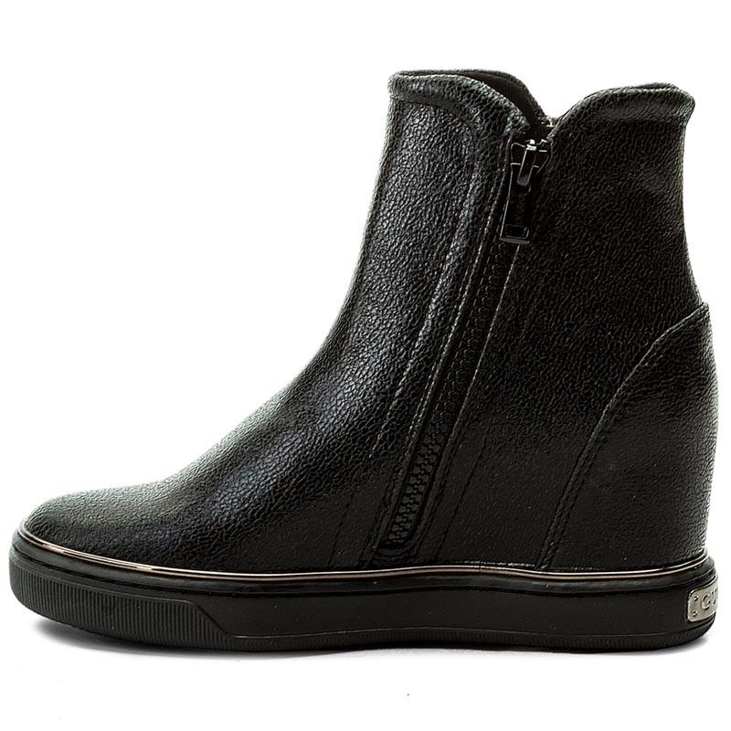 Boots GUESS - Fulvia FLFUL4 LEL10 BLACK