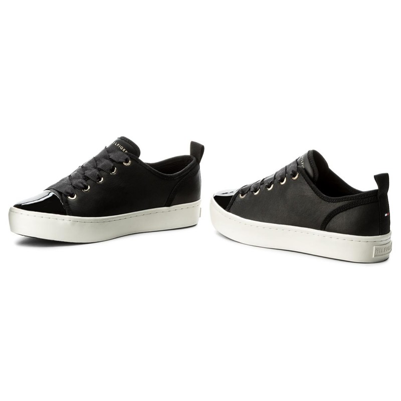 Sneakers TOMMY HILFIGER - Jupiter 3A1 FW0FW02597 Black 990