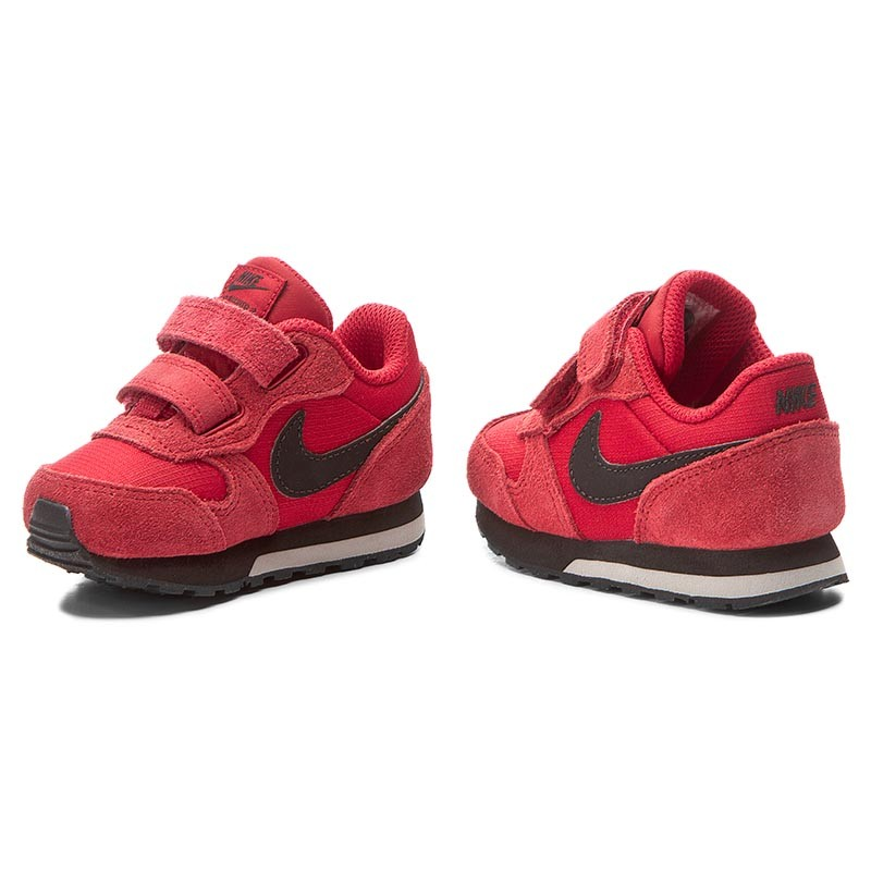 Shoes NIKE - Md Runner 2 (TDV) 806255 603 Gym Red/Black/