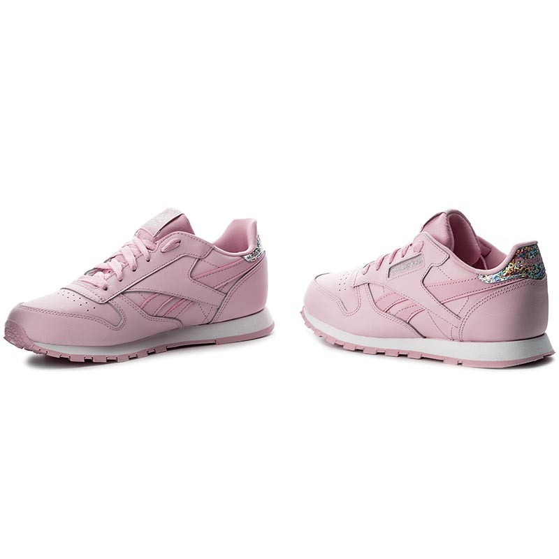 Scarpe Reebok - Classic Leather Pastel BS8972 Charming Pink/White